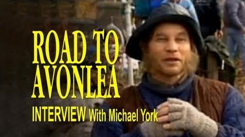 Road to Avonlea Interview - Michael York as Ezekiel Crane
