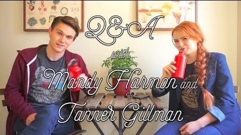 Green Gables Fables Q&A - Mandy Harmon and Tanner Gillman