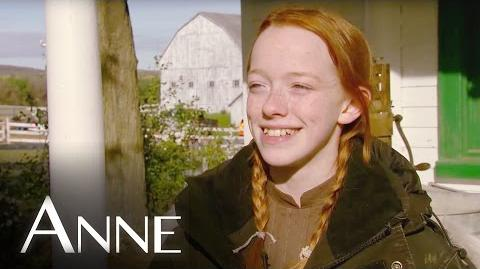 The Making of Anne - Behind the Scenes