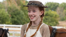 Anne lächelt