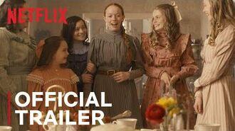 Anne With An E Season 3 Official Trailer Netflix