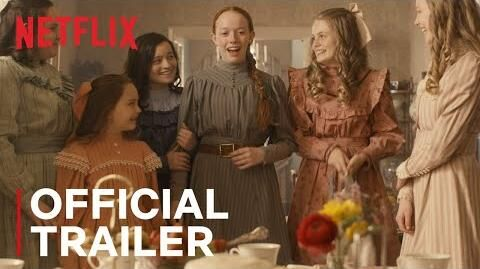 Anne With An E Season 3 Official Trailer Netflix-0