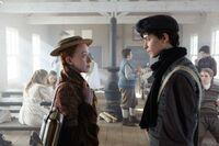 Anne und Gilbert