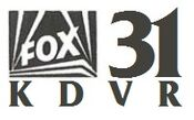 KDVR Fox 31 logo from 1991