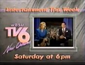 WDSUEntertainmentThisWeek SaturdayIDLate1986