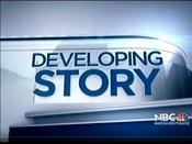 KNTV NBC Bay Area News - Developing Story open - Late January 2012