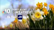 WCAU NBC10 News - First Alert Weather promo - Late January 2019