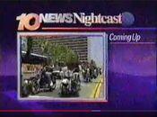 KGTV 10 News Nightcast - Coming Up bumper - May 20, 1991