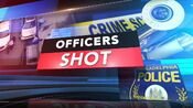 WPVI Channel 6 Action News - Officers Shot open - Mid-Late August 2019