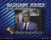 WNGE Channel 2 - Barnaby Jones - Weekdays ident - Fall 1983