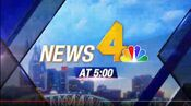 WSMV News 4 5PM open - Mid-Late January 2018