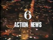 WPVI Channel 6 Action News 11PM Close - February 23, 1981