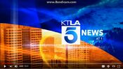 KTLA 5 News 1PM open - Late 2016