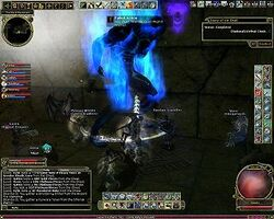 DDO Cinnis fight