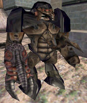 HalfLife AlienGrunt