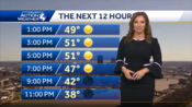 WTAE Pittsburgh's Action 4 News 12PM - Ashley Dougherty's First Check Of The Weather - April 20, 2018