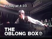 WABC Channel 7 - The Oblong Box - Friday promo for January 9, 1981