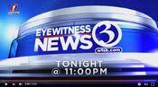 WFSB Channel 3 Eyewitness News 11PM - Tonight promo - Late January 2015