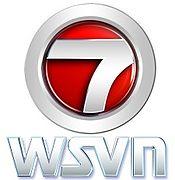 WSVN 7 Miami logo