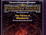 The Throne of Bloodstone