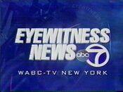 WABC 2001 Eyewitness News ID