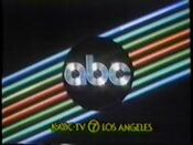 ABC-TV's Video ID With KABC-TV Los Angeles Byline From Late 1979