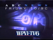 ABC News - 20-20 - Friday promo with WPVI-TV Philadelphia byline from Fall 1995