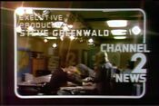 WCBS Channel 2 News, The 11PM Report close - March 23, 1976