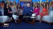 WNYW Fox 5 News, Good Day New York 9AM open - April 13, 2018