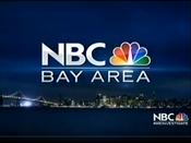 KNTV NBC Bay Area News open - Late January 2012 - Night-Variation