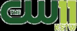 KSTW The CW logo