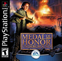 Medal of Honor - Underground Coverart