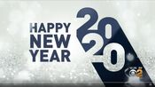 WCBS CBS2 News - Happy New Year 2020 open - December 31, 2019