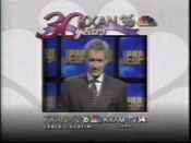 KXAN Channel 36 - Jeopardy! - Weeknights ident - 1995