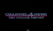 KDFW-TV's+Channel+4+News'+The+10+O'Clock+Report+Video+Open+From+Late+1984