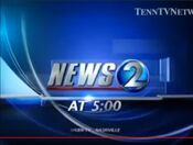 WKRN News 2 5PM open - Late May 2012