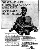 WCBS Channel 2 News 6PM & 11PM - Millionaires - This Week promo for the week of April 28, 1975