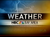 KNTV NBC Bay Area News - Weather open - late July 2008