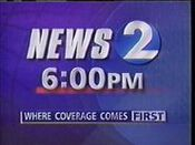 WKRN News 2 6PM open - Early July 1997