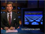 WCCO-TV's+WCCO+News'+The+10+P.M.+Report's+Weekend+Edition+Video+Open+From+Sunday+Night,+July+10,+1983