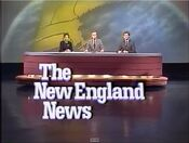 WNEV-TV's+The+New+England+News+At+Noon+Video+Open+From+Friday+Afternoon,+January+25,+1985