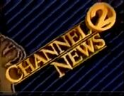 WKRN Channel 2 News open - late April 1986