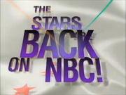 Nbc the stars are back on nbc 1993