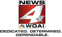 New 4 WOAI HD logo