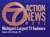 Wxyz promo 1992a