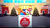 KABC ABC7 & SoCal Firefighters - Spark Of Love Toy Drive ident for late 2018
