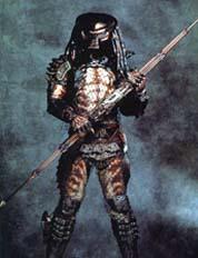 Predator staff