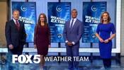 WNYW Fox 5 News - Weather Team promo - Late Fall 2019