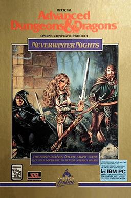Neverwinter Nights (1991) Coverart