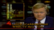 WNBC News 4 New York 11PM - Tonight ident for March 28, 1986
